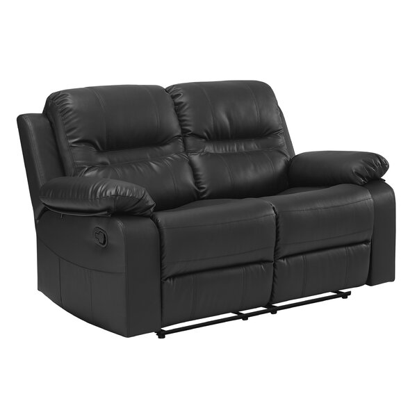 Looking for Esser Reclining Loveseat By Winston Porter Great price