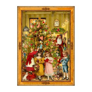 Victorian Christmas Advent Calendar