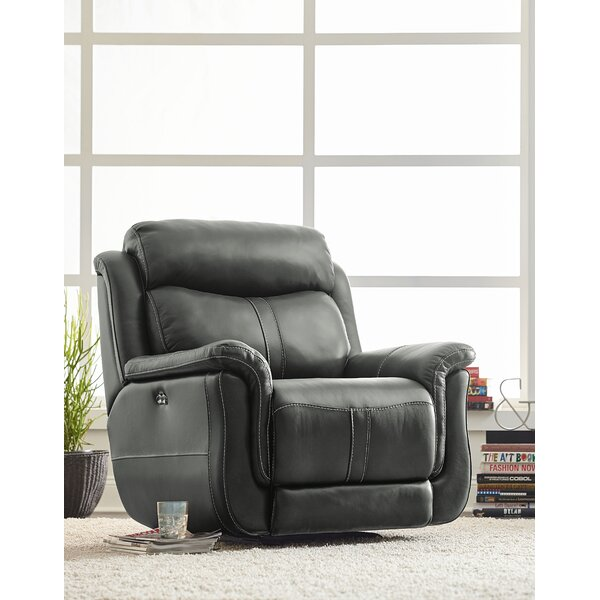 Eggers Manual Glider Recliner by Red Barrel Studio