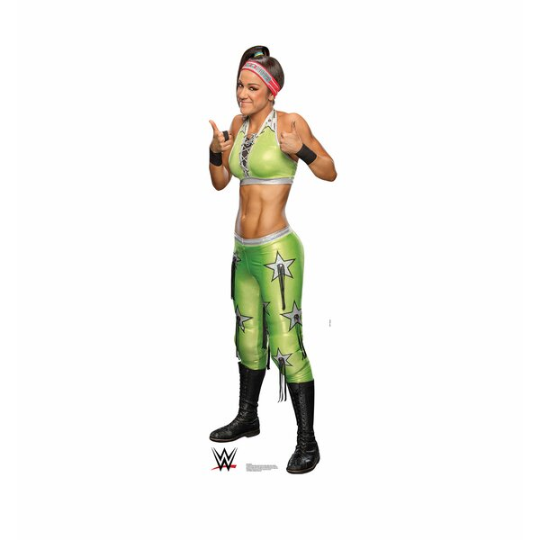 Bayley (WWE) Standup by Advanced Graphics