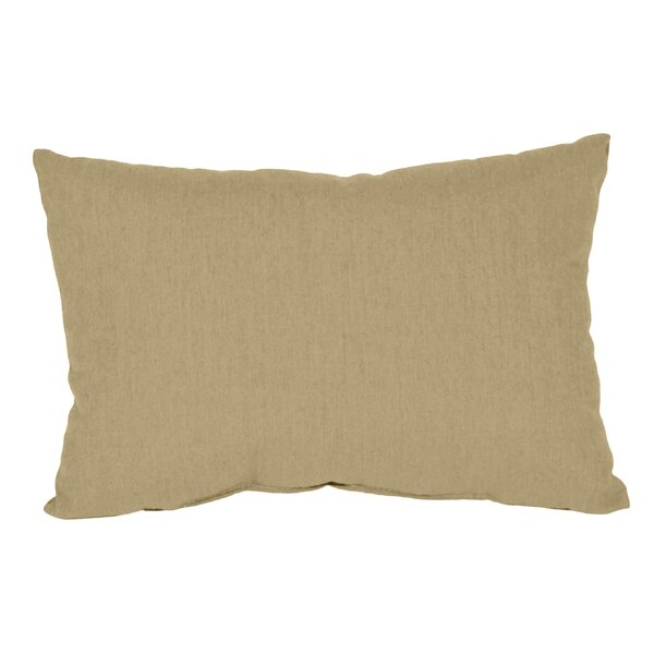 Outdoor Sunbrella Lumbar Pillow by Wildon Home ®