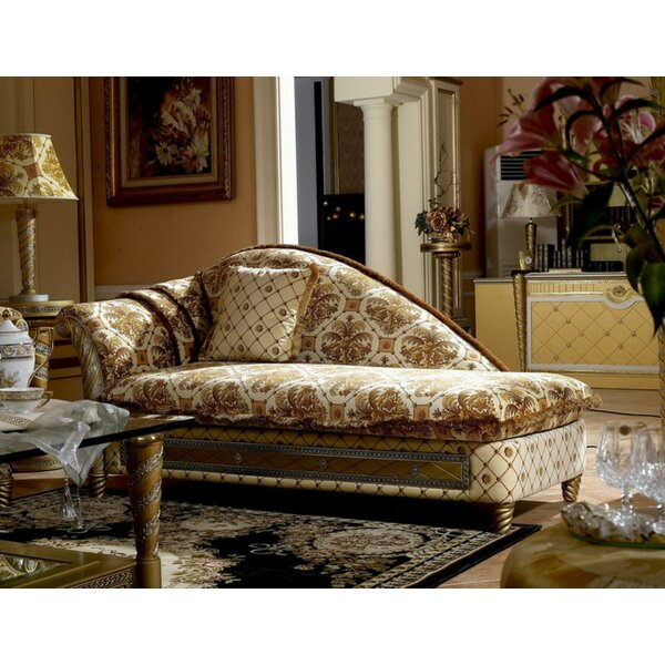 Zeus Chaise Lounge By Astoria Grand