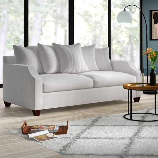 Latest Collection Nikostratos Sofa by Mercury Row by Mercury Row