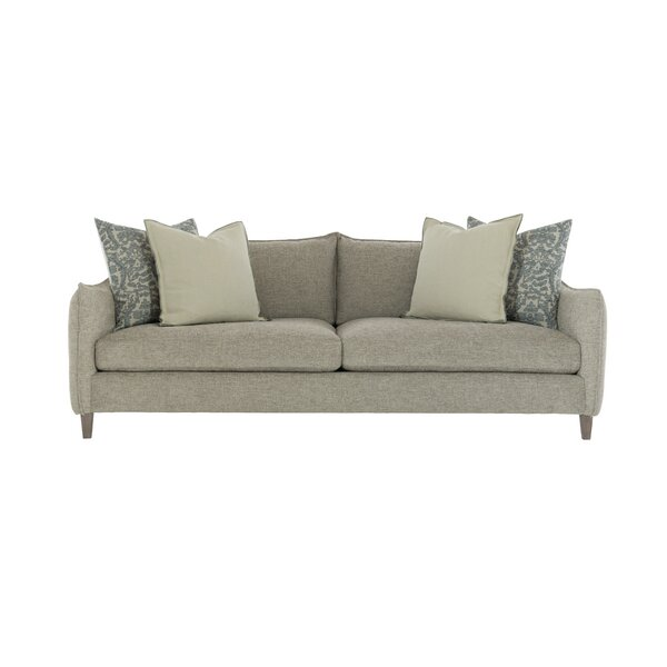 Joli 90'' Square Arm Sofa By Bernhardt