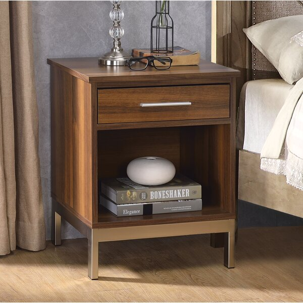 Murrayville Nightstand By Wrought Studio by Wrought Studio Looking for