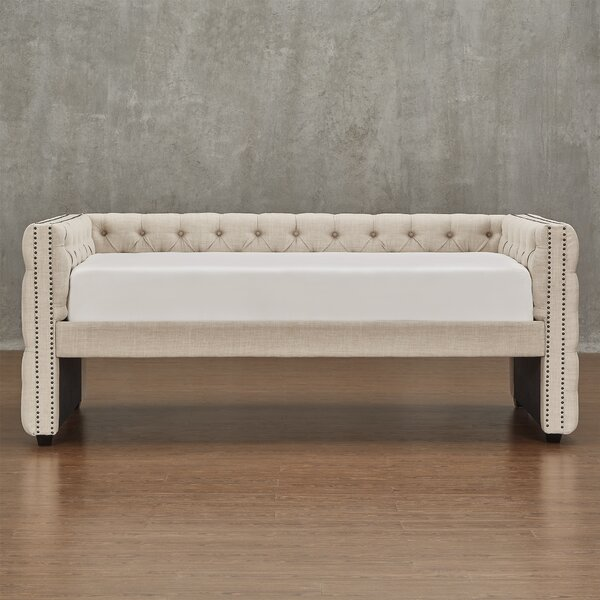 Ghislain Twin Daybed with Trundle by House of Hampton House of Hampton
