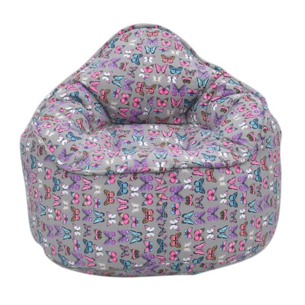 Bean Bag Chair by Zoomie Kids