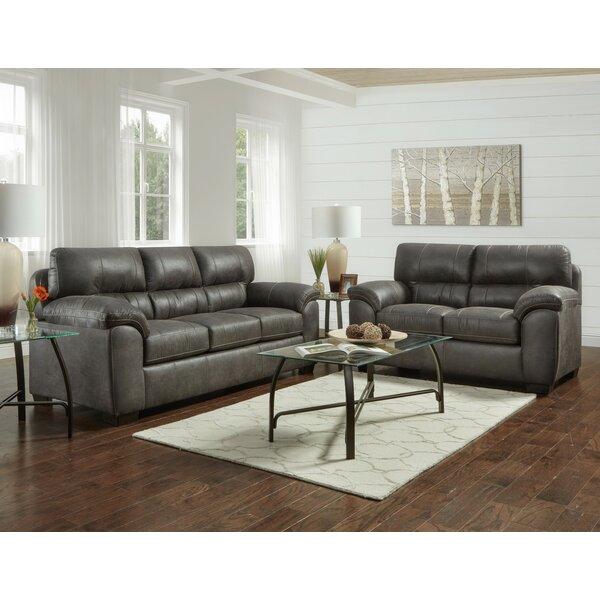 Zakhar 2 Piece Living Room Set by Red Barrel Studio