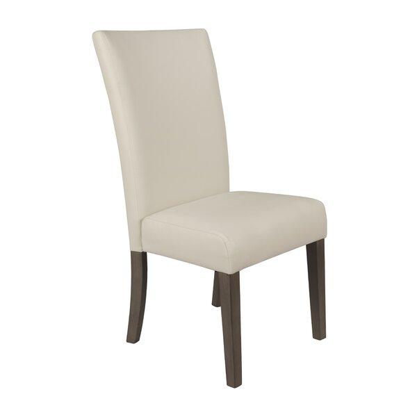 Farhana Upholstered Dining Chair (Set of 2) by Latitude Run Latitude Run