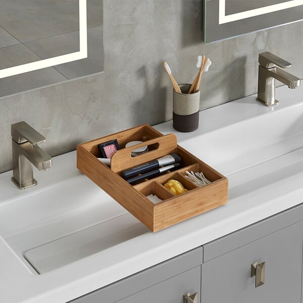 Bathroom Accessory Tray by Ronbow