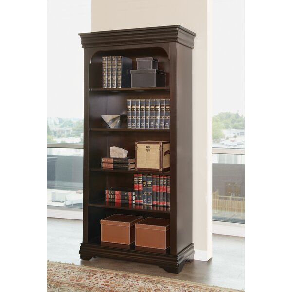 Lou Standard Bookcase by Darby Home Co Darby Home Co