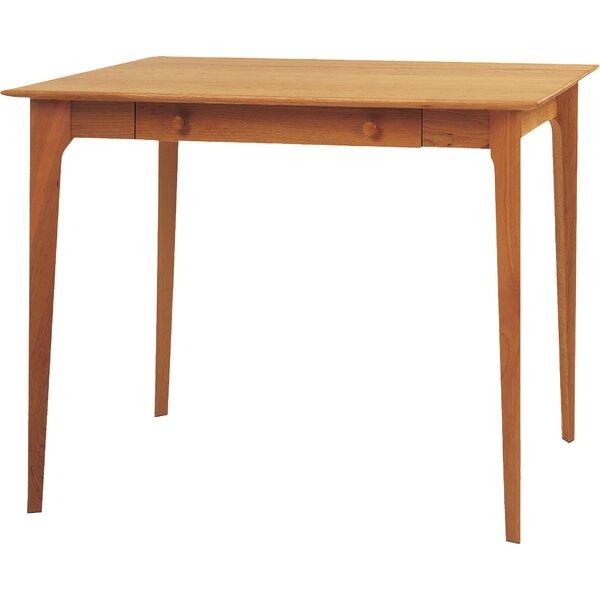 Sarah Keyboard Tray Writing Desk by Copeland Furniture