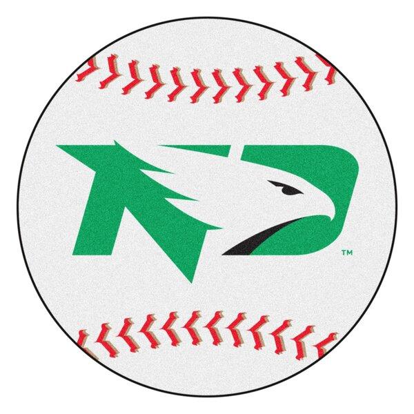 NCAA University of North Dakota Baseball Mat by FANMATS