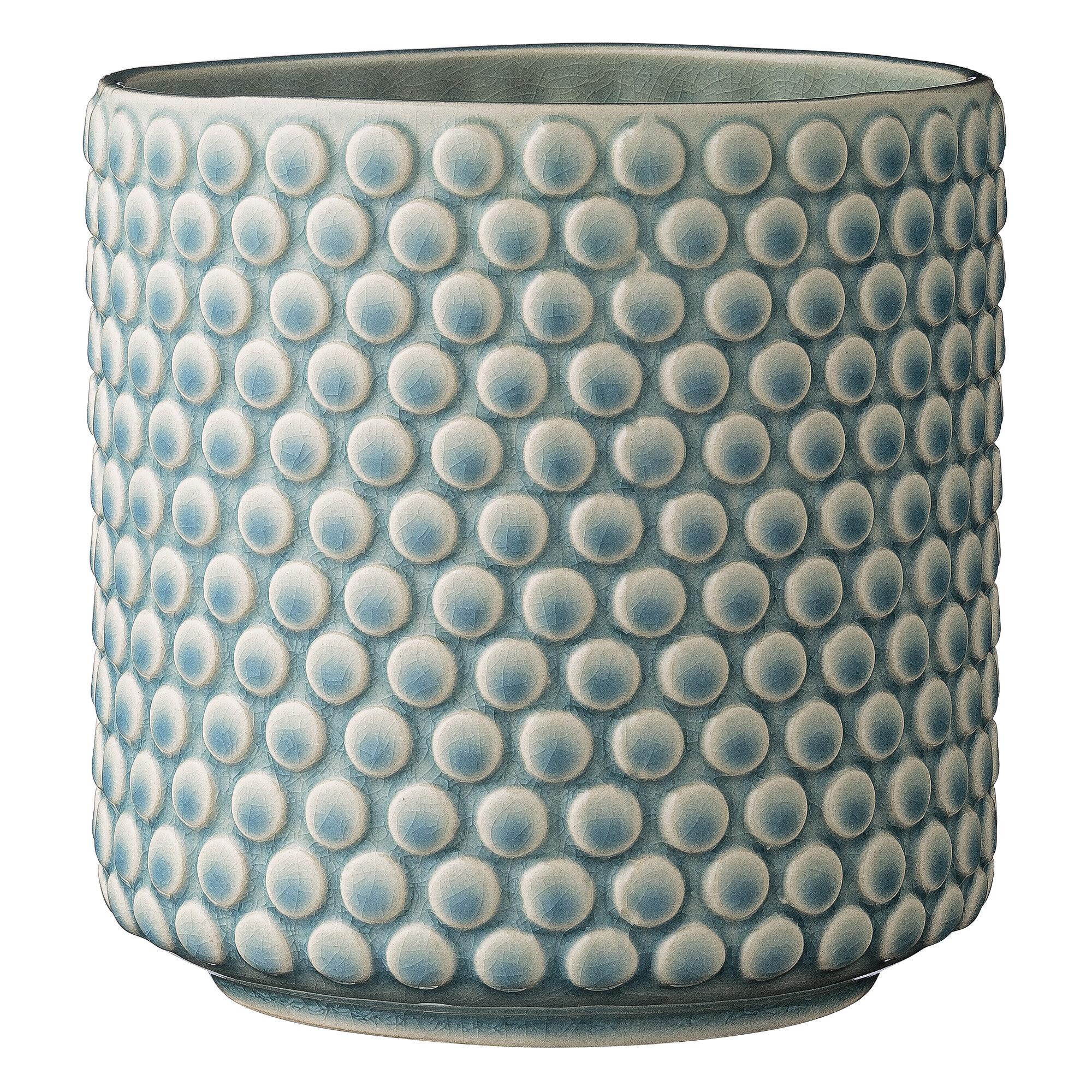 Dakota Fields Ceramic Pot Planter Reviews Perigold