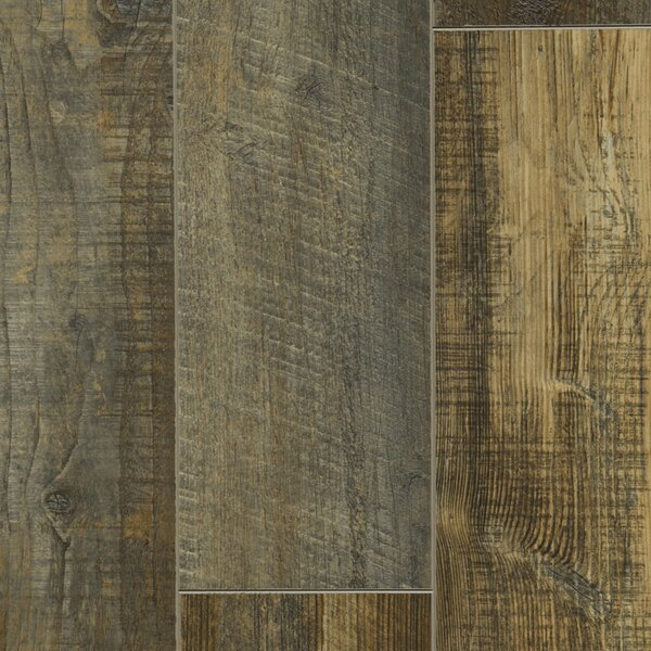 Signature 6 x 48 x 12mm Laminate Flooring in Ancient Teak by Dyno Exchange