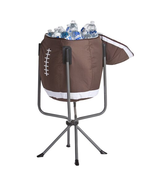 30 Can Large Insulated Football Picnic Cooler by Picnic Plus