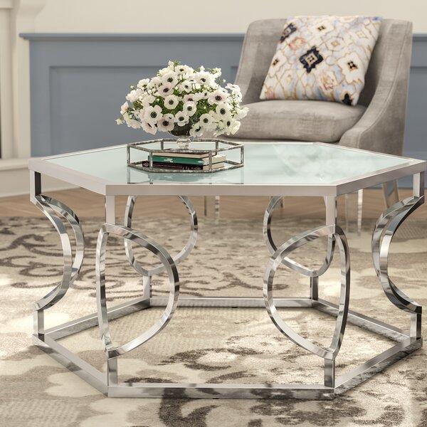 Olander Coffee Table by Willa Arlo Interiors