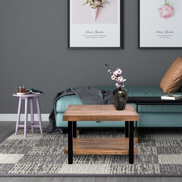 Steffan Coffee Table With Storage By Union Rustic