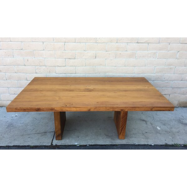 Richas Solid Wood Dining Table by Loon Peak