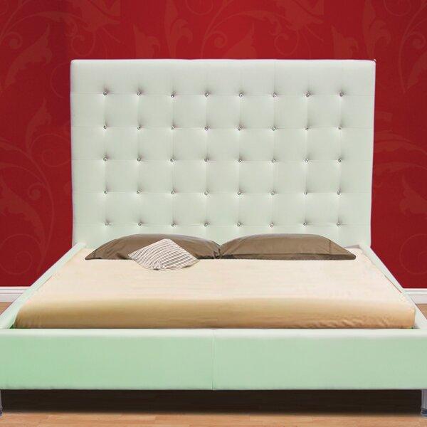 Denholme Upholstered Platform Bed by Mercer41