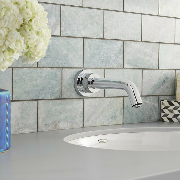 Serin Wall Mounted Bathroom Faucet Less Handle by American Standard