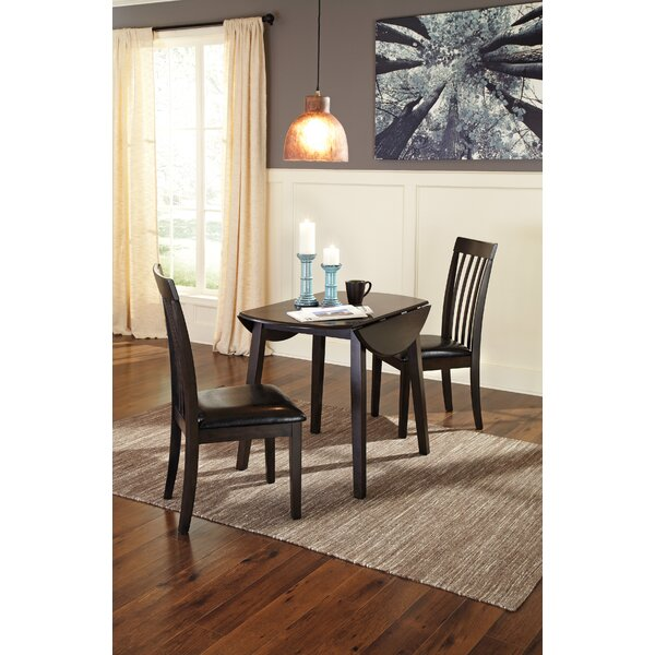 Milton Drop Leaf Dining Table by Andover Mills