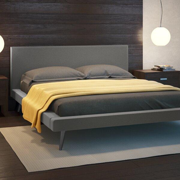 Cammack Upholstered Platform Bed by Corrigan Studio