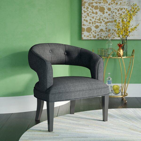 Jaden Barrel Chair By Willa Arlo Interiors New Design