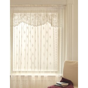 Downton Abbey Curtain Valance