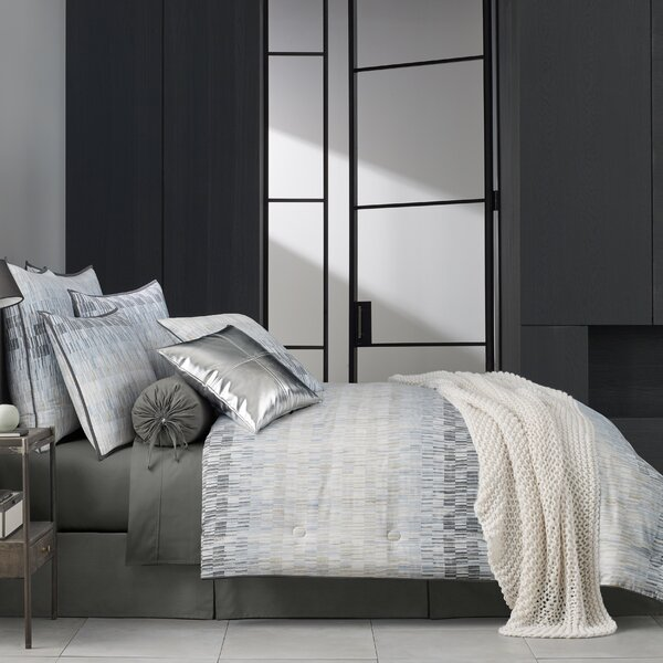 Orchard Hill Reversible Comforter Set