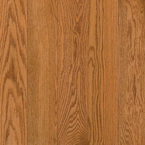 Prime Harvest 2-1/4 Solid Oak Hardwood Flooring in Butterscotch by Armstrong Flooring