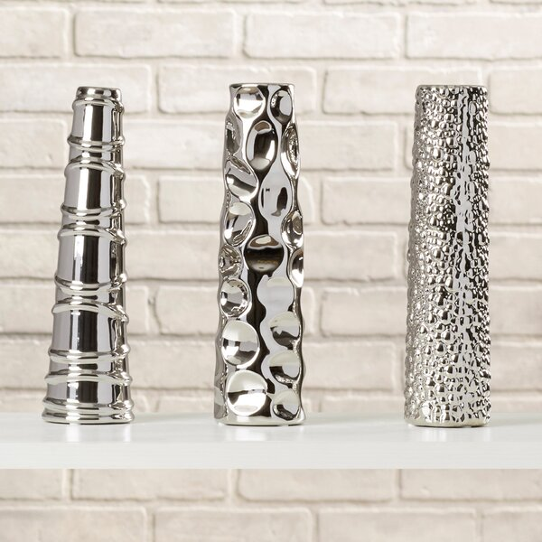 Ramirez Vase Set (Set of 3) by Wrought Studio