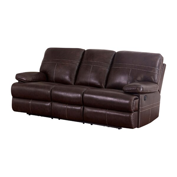 Koehn Leather Reclining  87