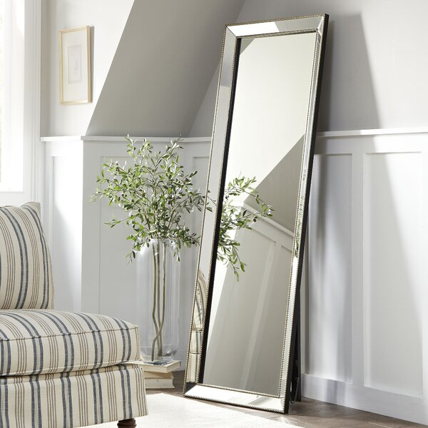 birch lane carlton floor mirror reviews wayfair 13095 | carlton floor mirror