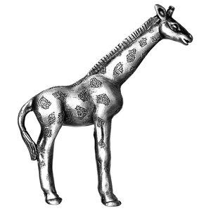 Giraffe Novelty Knob