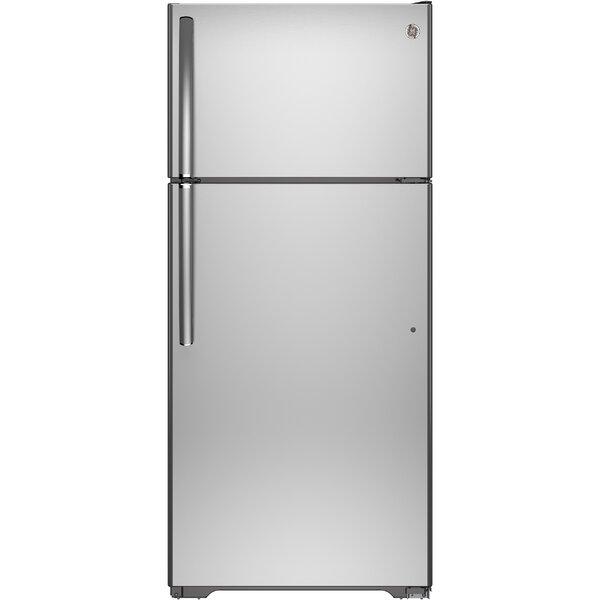 15.5 cu. ft. Top Freezer Refrigerator by GE Appliances