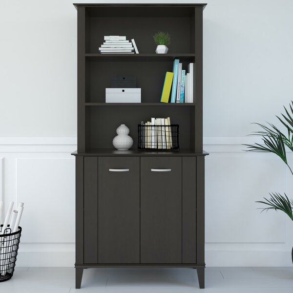 Myles Standard Bookcase by Charlton Home