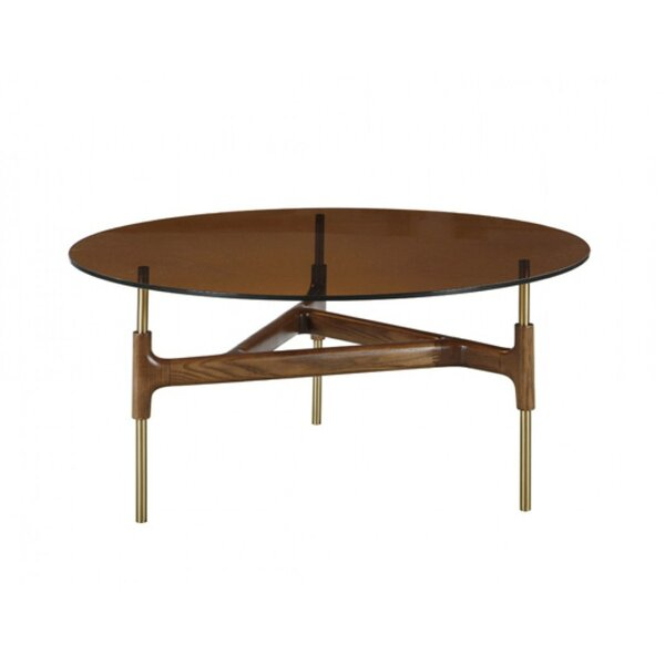 Home & Outdoor Samira Abstract Coffee Table