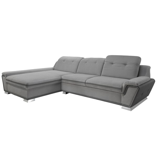Donecia Mini Sleeper Sectional by Orren Ellis
