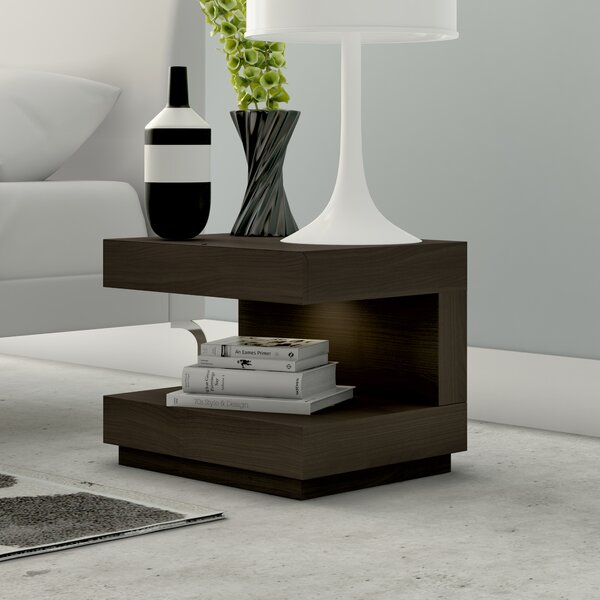 Fishback 1 Drawer Nightstand by Orren Ellis