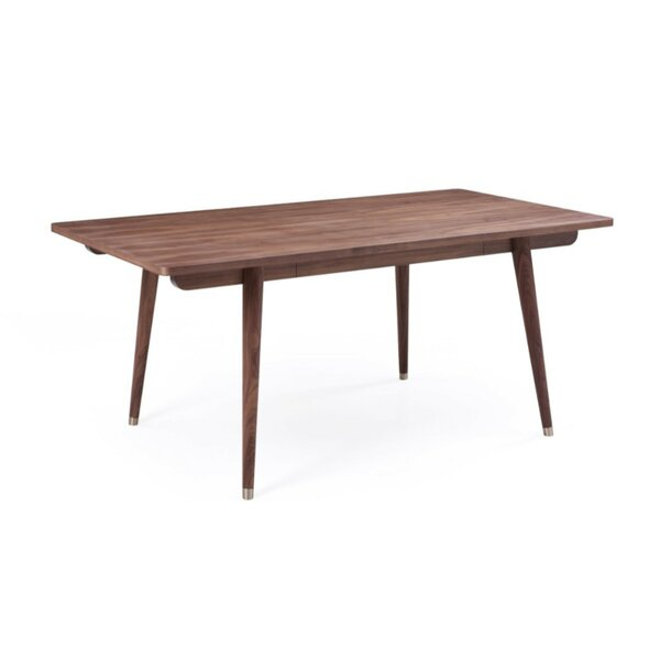 Lauretta Solid Wood Dining Table by Corrigan Studio