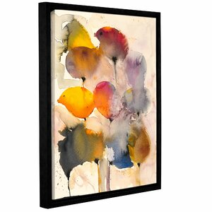 Karin Johannesson's Framed Painting Print on Wrapped Canvas by ArtWall