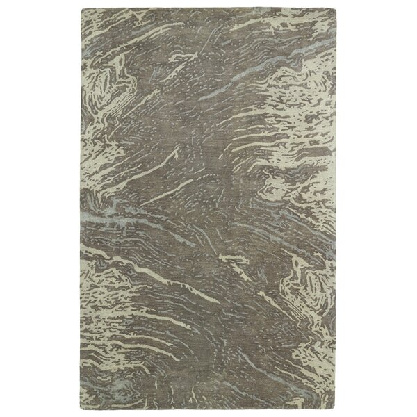 Virginis Brown Area Rug by Latitude Run