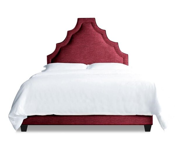 Lexi Upholstered Platform Bed by My Chic Nest