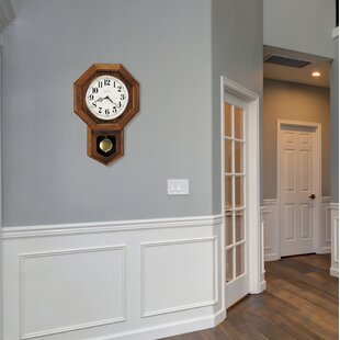 Wall Chime Clocks Wayfair