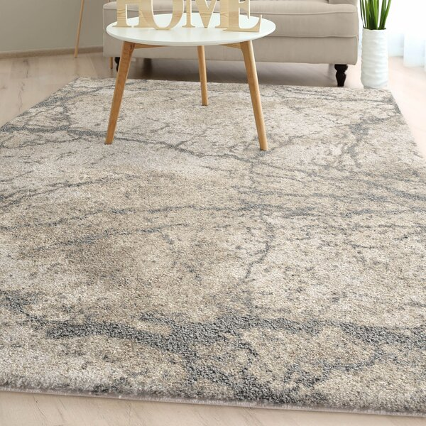 Greenwich Plush Ivory Area Rug by Williston Forge