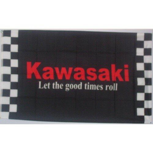 Kawasaki Traditional Flag by NeoPlex