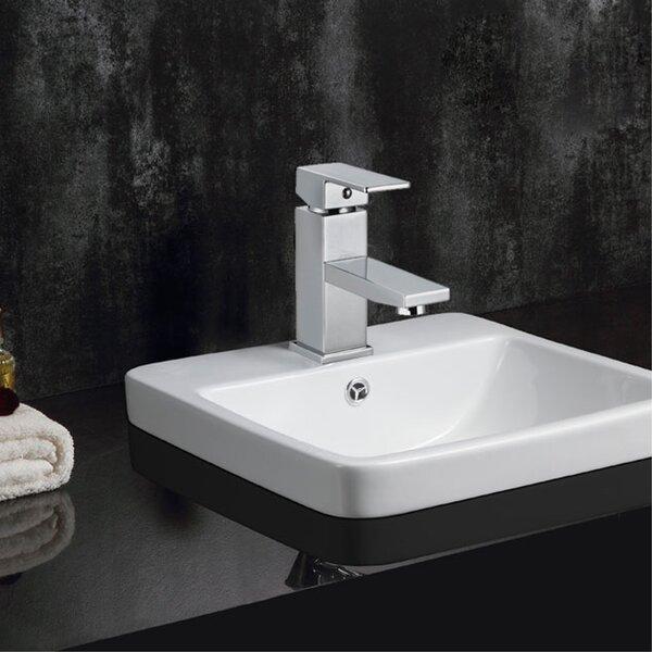 Bliss Single Hole Bathroom Faucet
