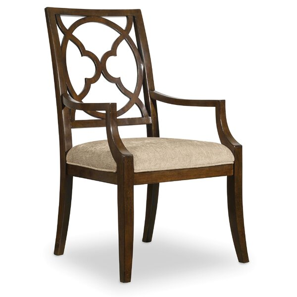 Skyline Solid Wood Dining Chair (Set Of 2) By Hooker Furniture