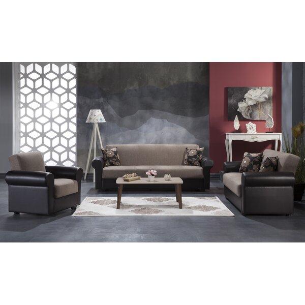Enea 3 Piece Living Room Set by Red Barrel Studio